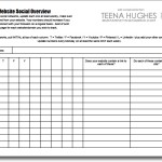 Want a 12 week website social media tracking sheet?
