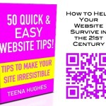 50 Quick and Easy Website Tips – Kindle Book