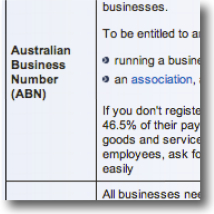 Which business licences and registration forms?