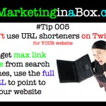 Is it ok to use URL shorteners on Twitter?