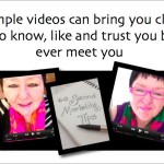 How simple videos can bring you clients – Podcast 008