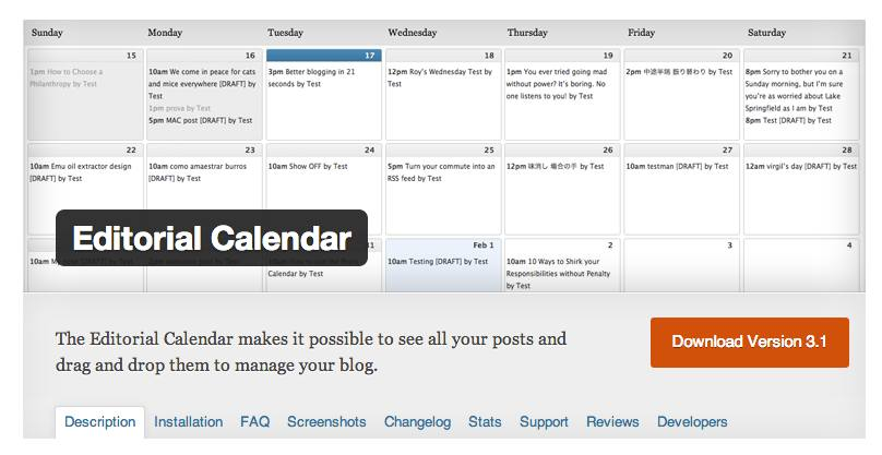 how to schedule your posts using a plugin