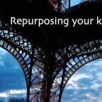 Podcast 006 – Repurposing Your Knowledge as Clever Marketing
