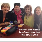 St Kilda Coffee Morning Meet-ups