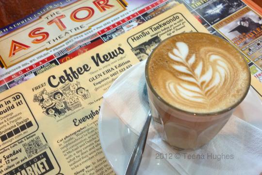 St Kilda Coffee Morning at 289 Cafe, Carlisle St (image)