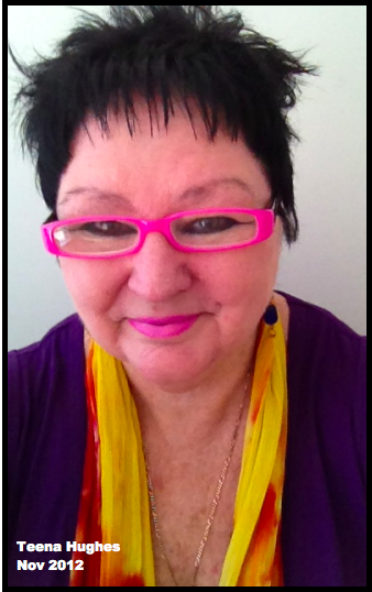 Newsletter with Teena Hughes