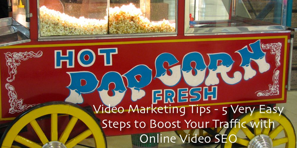 Video marketing tips to boost traffic